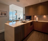 Promontory gourmet kitchen fully equipped